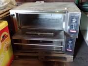Продам подовую печь бу ZANOLLI  POLIS для ресторана пекарни столовой
