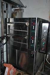 Двухкамерная цифровая кондитерская печь бу, BDE2 от Zanussi + расстойка