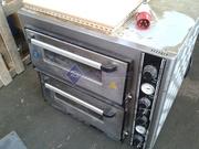 Продам пицца печь бу на 2 яруса SGS PO 6262 DE в отличном состоянии