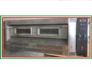 Печь подовая для пиццы газовая Zanussi G9-33S Б/У